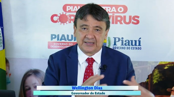 Wellington Dias confirma reunião com a União para plano de vacinação