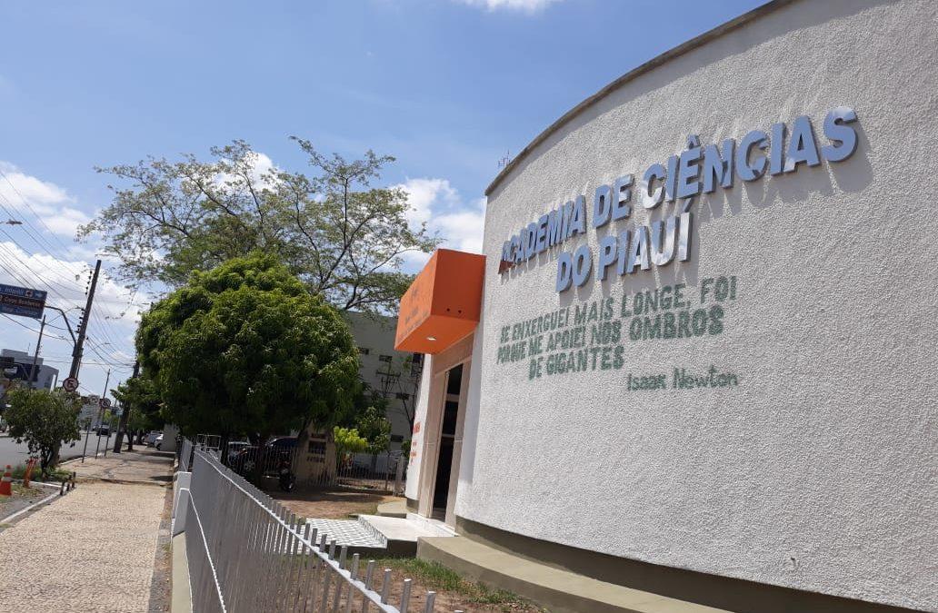 Governo acerta apoio para a Academia de Ciências do Piauí