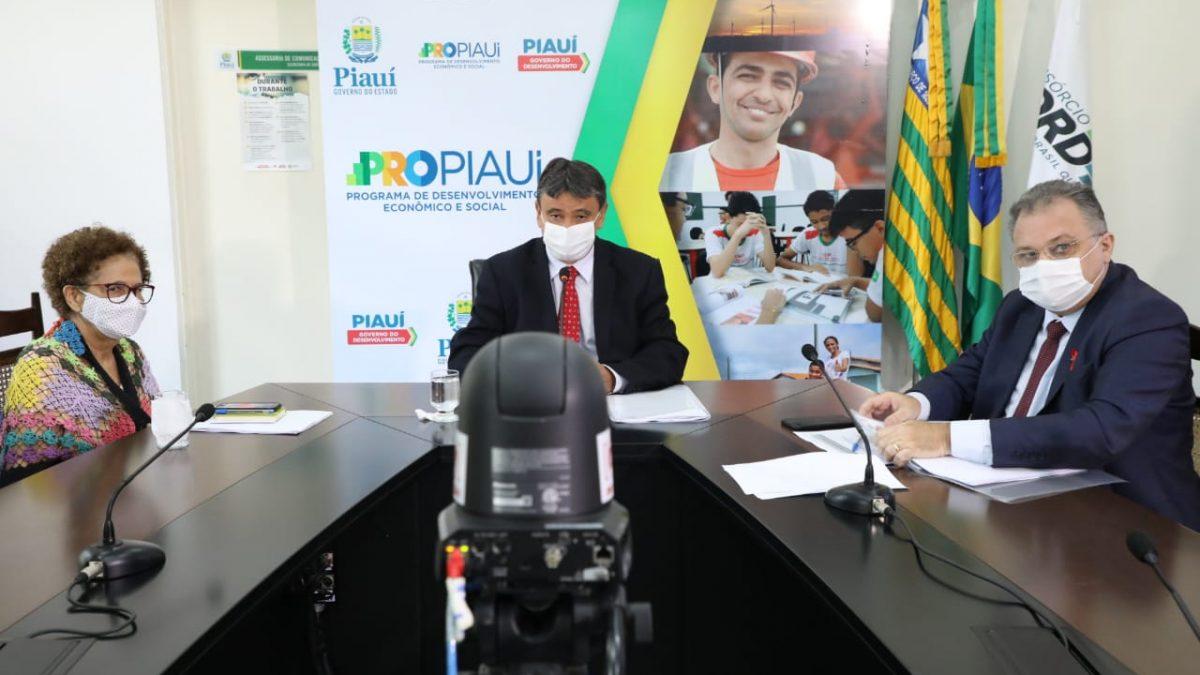Governo do Piauí apresenta Plano de Vacinação contra a Covid-19 nesta sexta-feira (15)