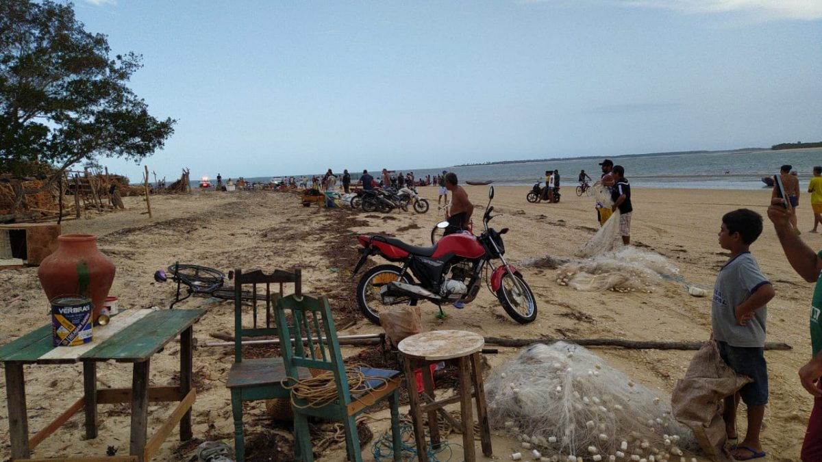 Organizações ambientais repudiam conflitos imobiliários ocorridos em Cajueiro da Praia