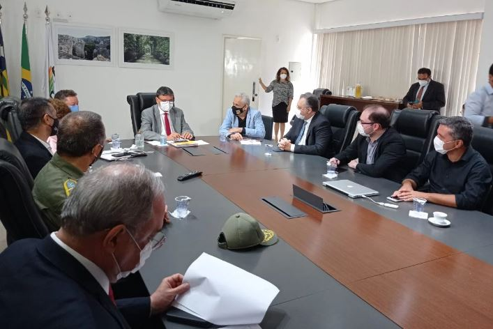 Covid-19: Governador decreta novo lockdown no Piauí