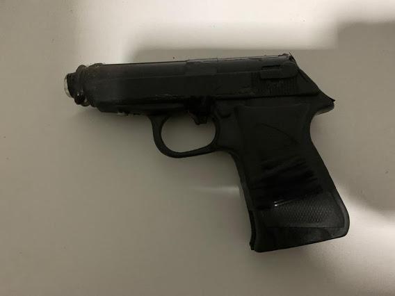 Adolescente é apreendido com simulacro de arma de fogo em Luís Correia