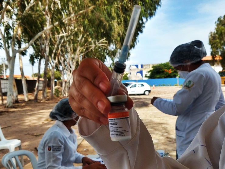 Pacientes renais em Parnaíba entram na fila de prioridade na vacinação contra Covid-19