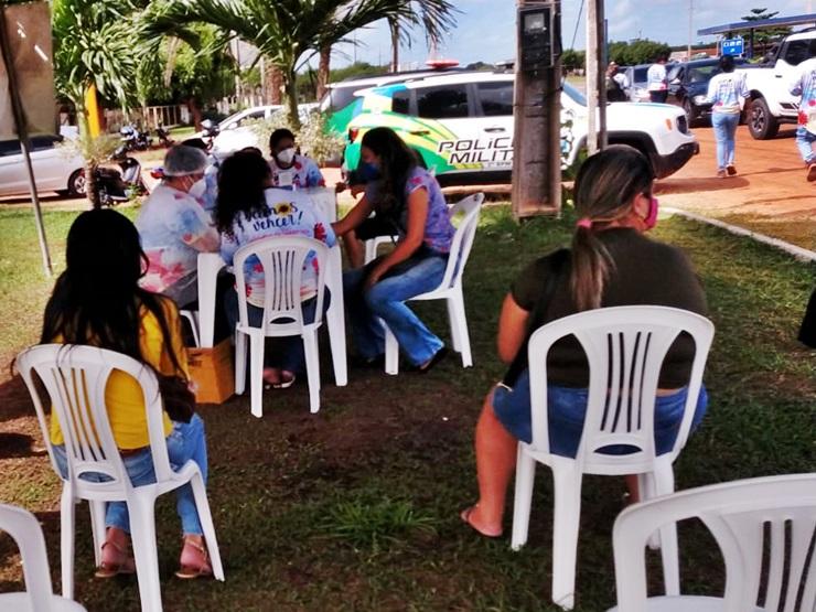 Mais de dois mil casos de Covid-19 foram identificados nas barreiras sanitárias no litoral