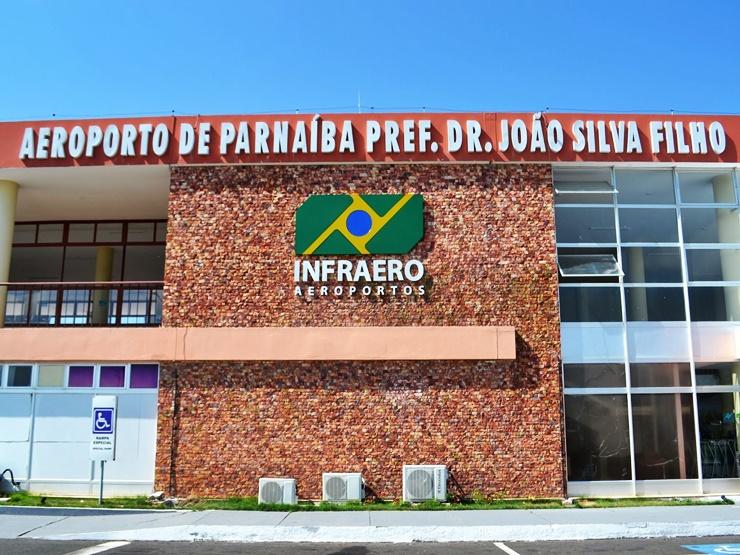 Aeroporto de Parnaíba será administrado através de Parceria Pública Privada