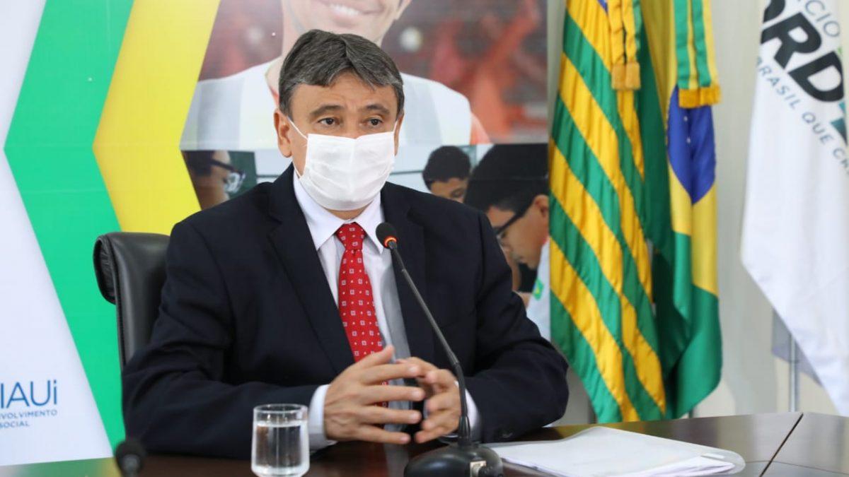Governador do Piauí se reúne neste sábado para discutir prorrogação de lockdown parcial no estado