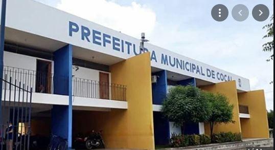 Prefeitura de Cocal encerra nesta sexta-feira (18), inscrição de seletivo