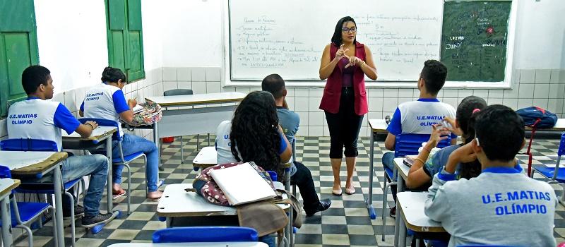 Piauí é o estado com maior escolarização do Nordeste