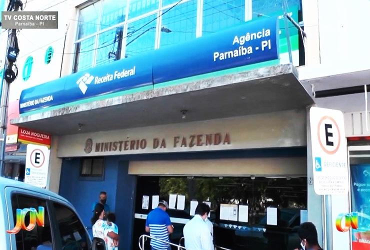 Receita Federal em Parnaíba oferta estágio remunerado com bolsas de R$ 787