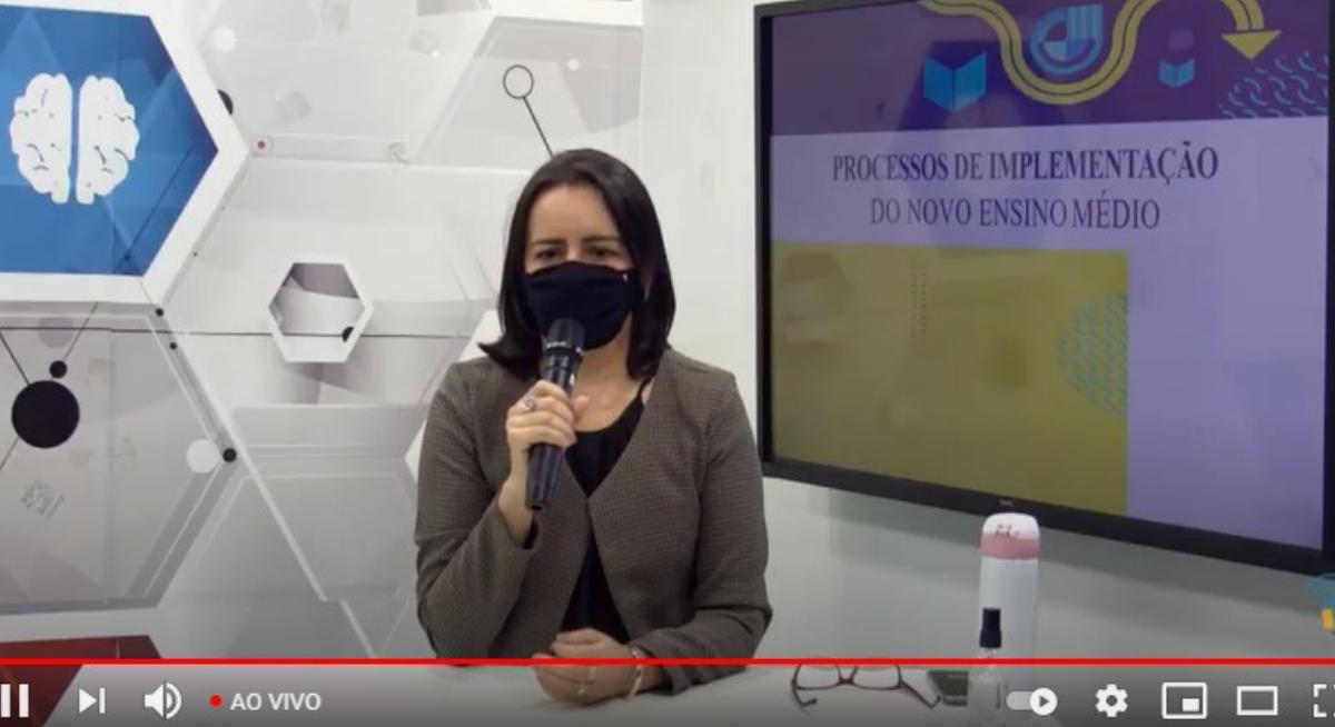 Novo Currículo Ensino Médio: equipe ProBNCC garante informações de implementação para GREs