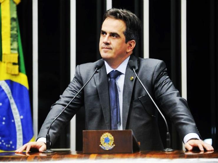 Ciro Nogueira aceita convite e vai tomar posse na Casa Civil na terça (27)