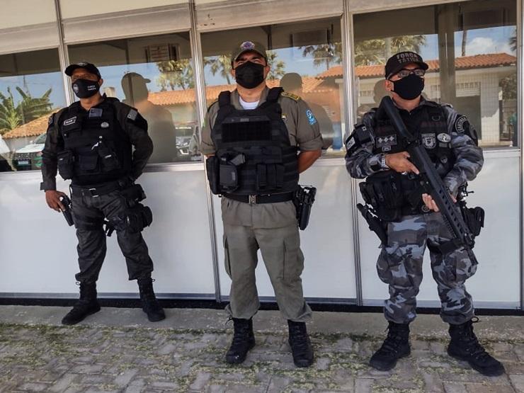 Centro Integrado de Segurança é instalado em Parnaíba para centralizar o combate ao crime