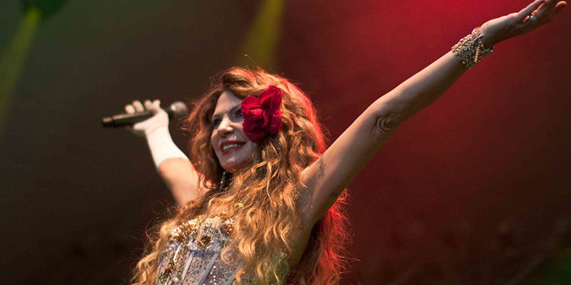 No Dia do Piauí tem Elba Ramalho em show no Porto das Barcas